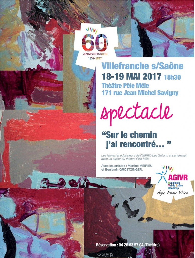 18 19 mai théâtre Pêle Mêle
