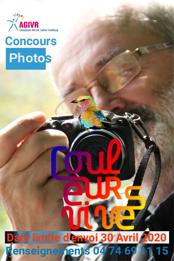 Affiche concours photo 2020