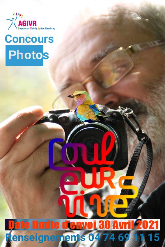 Affiche Concours photo 2021